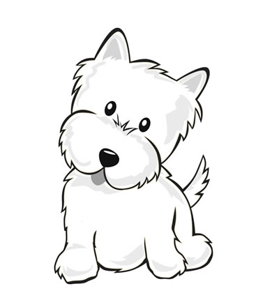 cute puppies pictures to color. Color a Puppy Again!
